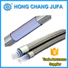 Stainless steel wire braided steam flexible PTFE hose