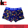 European Style Kids Cartoon Printing Teen Boys Boxer and Briefs Children Brand Underwear Boxer Briefs Wholesale