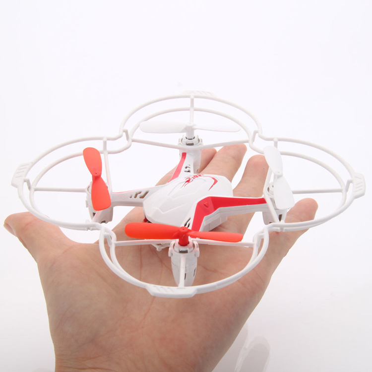Remote control drone voice control explorer helicopter with led light