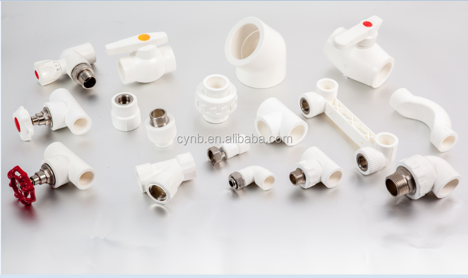 China supplier price list ppr pipe fitting