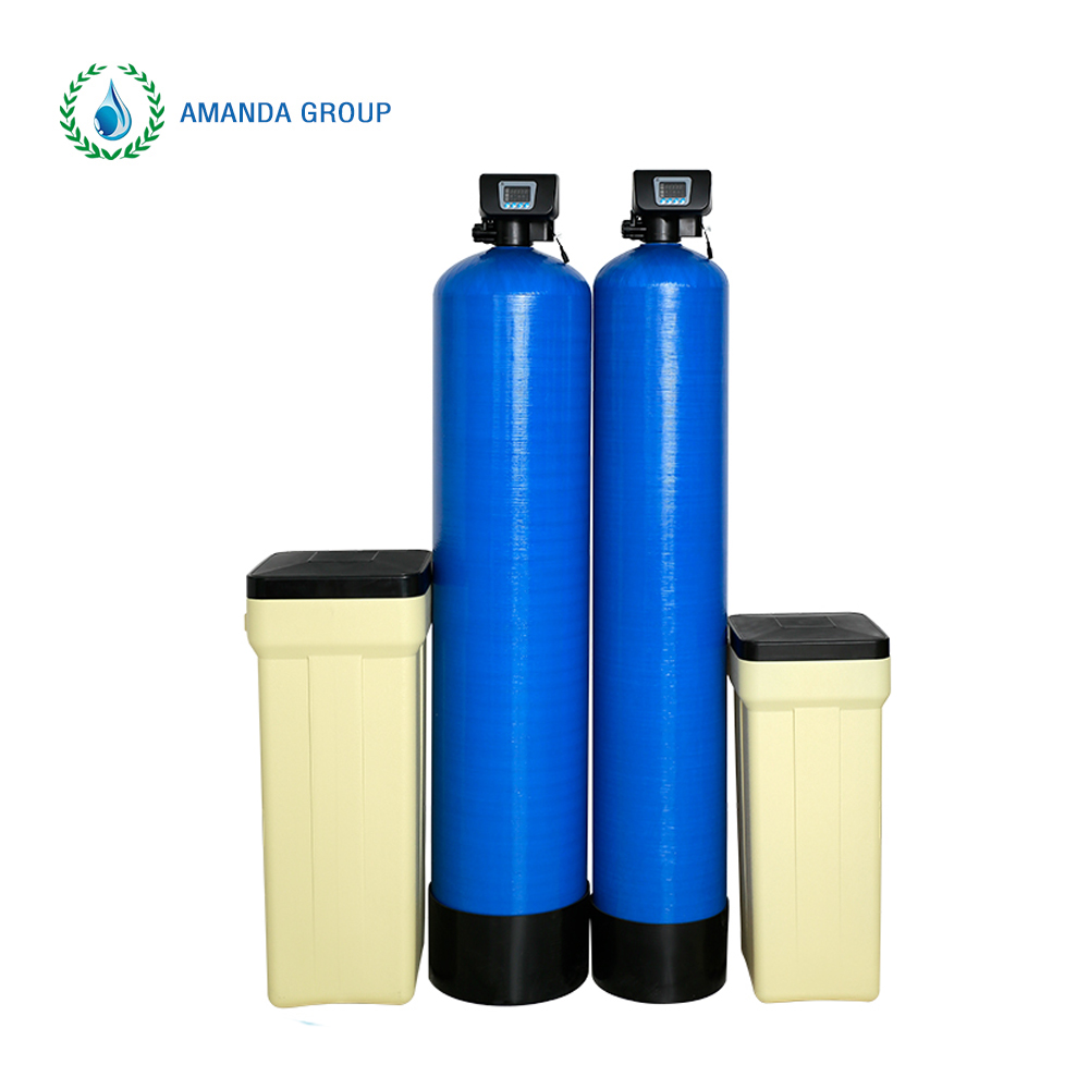 water treatment sand filter/carbon filter/water softening plant for RO system