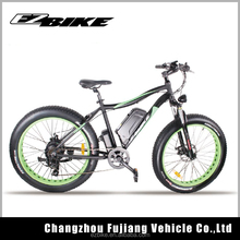 High Power Electric Bicycle 48V 10.4AH Lithium Battery Mountain Electric Bike