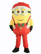 Minions Despicable Me Mascot Costume EPE Fancy Dress Outfit Adult -18 Stock