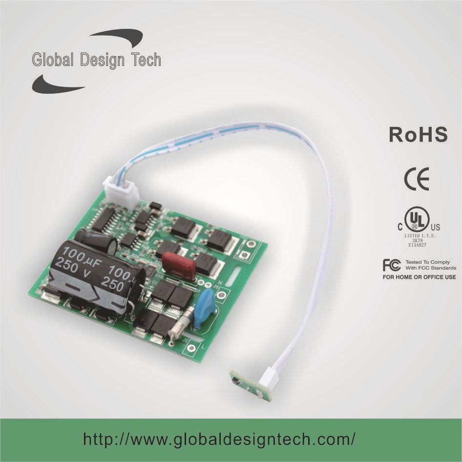 BLDC motor controller board for 180W 1.5A Circulating Pump
