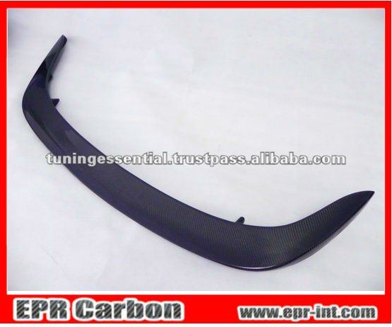 Carbon Rear Boot Trunk Spoiler Wing For BMW E71 X6 Hamman Style