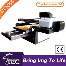 badge shanghai led uv printer for continuous stationery printing machine
