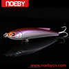 NOEBY artificial hard pencil lure stick bait fishing with VMC hooks