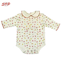 One piece baby clothes bodysuit cotton rompers