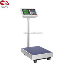 wuyi electronic digital industrial balance machine T5 300kg electronic weighing scale price