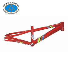 Hot sale aluminum bicycle frame BMX kids bike made by factory with over 20 years experience in making bike frames