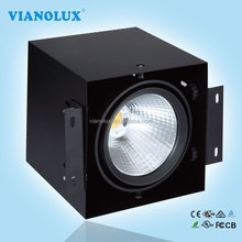 Mid-High End Clothing/Shoes/ Suitcases Store Using LED COB Grille Spotlight 40W