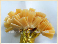 Shopping online websites Wholesale Top Grade Brazilian Flat Tip Hair Extensions Factory