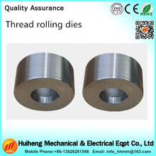 2017 High precision thread rolling dies pipe threading die