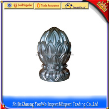 cast steel columnar type used on the fence / gate / staircase/door in china