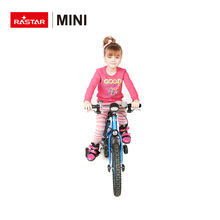 Auxiliary wheels super 5 6 years kids running bicycle