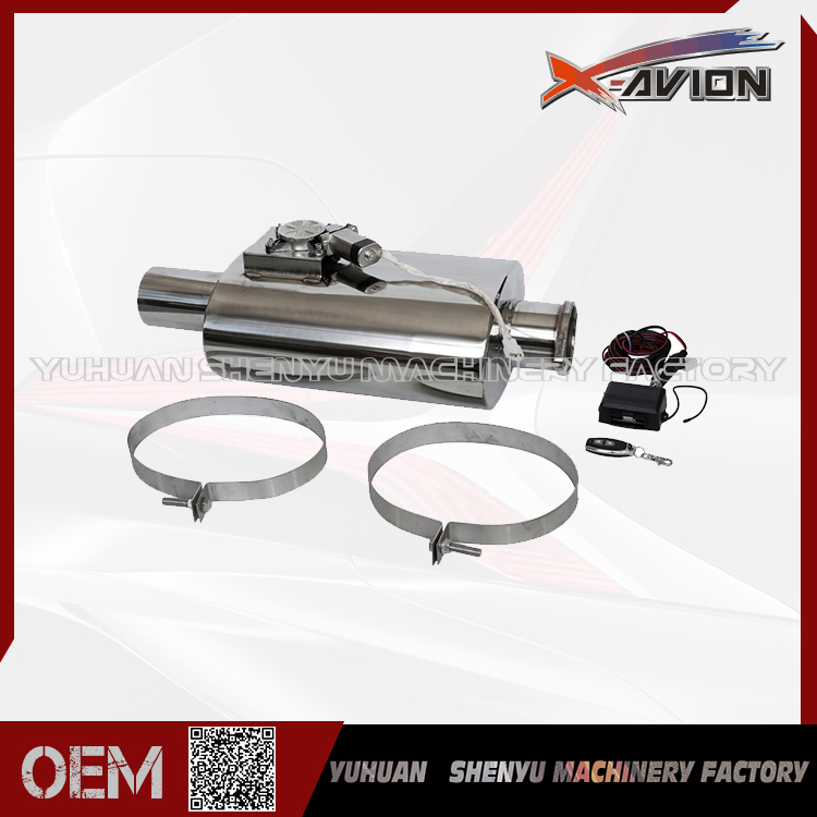 Professional Manufacture Cheap Carbon Muffler