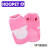 Sweet pink maid costumes for dog dog house cloth