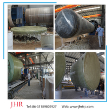 FRP tank and pipe all-in one winding machine adjustment and maintenance