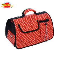 RoblionPet 2018 new fashion pet bag dog travel bag pet carrier