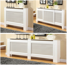 Hot sale cheap home MDF Radiator Cover Painted White Matt Finish for home furniture