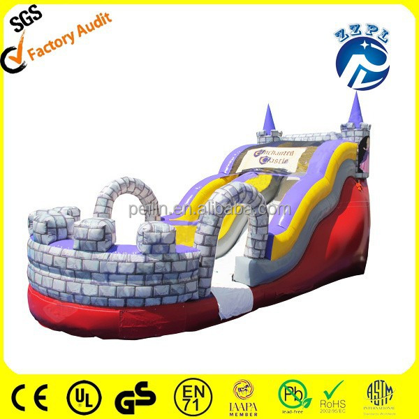 cheap inflatable slide, inflatable jumping slide for sale