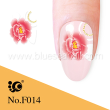 2014 new designs fashion nail art sticker nail accessories alloy nail art decorations