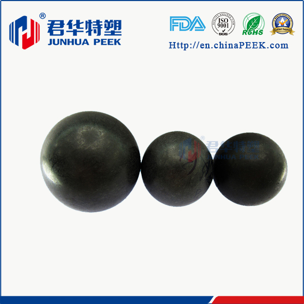 wear resistance injection molding PEEK balls