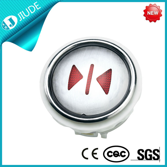 Round Type Elevator Button For Sale