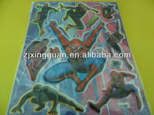 spiderman fridge magnet for promotion