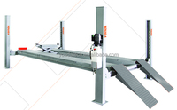 China Cheapest used 4 post car lift price for sale, CE Approved