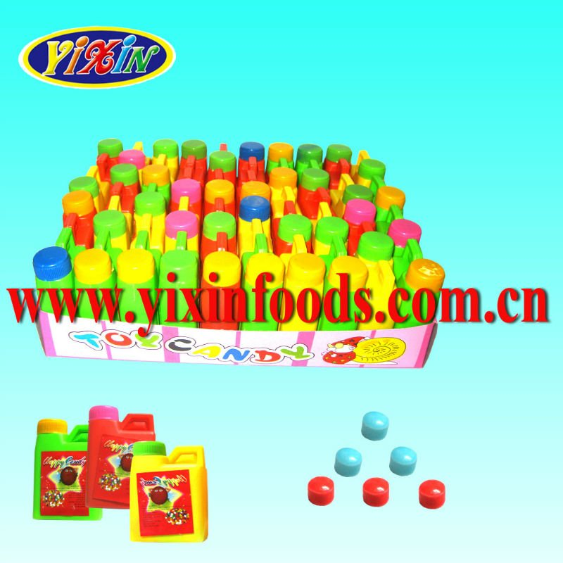 Gasoline Bottle Candy toys
