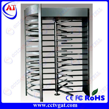 Full automatic three swing arm Full height Turnstile gate