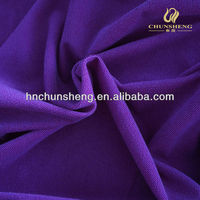 100% polyester purple color cationic short plush velboa sofa and car seat upholstery fabic