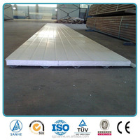 Manufacture EPS sandwich panel / corrugated steel roofing sheets