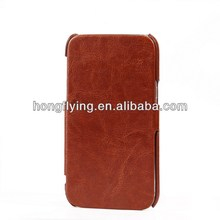 Flip PU Leather Back Cover Case for Samsung Galaxy Note 2 II