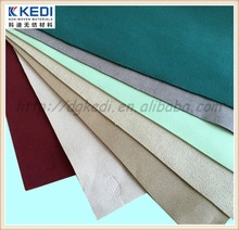 Direct factory polyester super suede microfiber fabric for garment,boots,shoes,slippers,sofa
