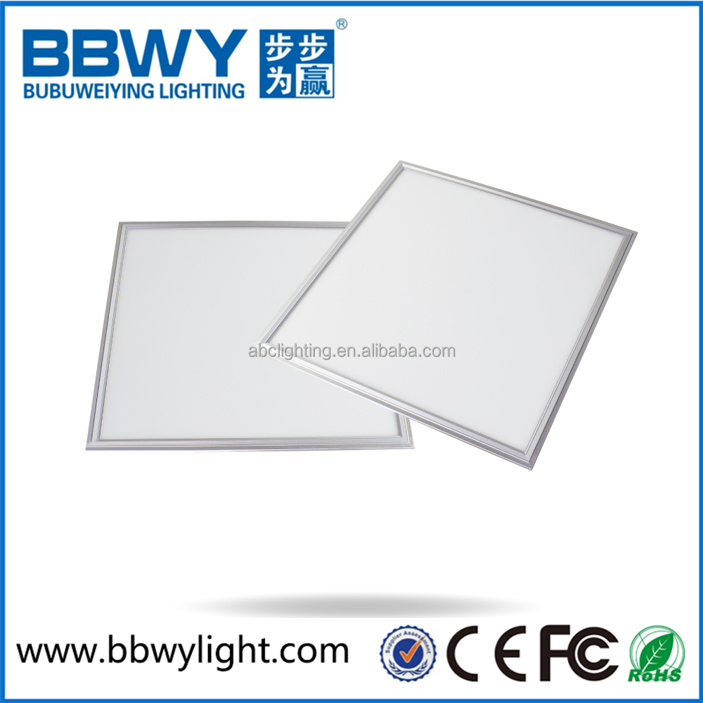 China manufacturer ultra flat square 300*300mm square suspended led panels