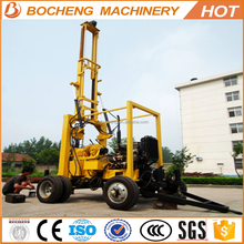 best selling Portable water well drilling rig with best service