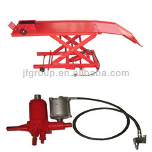 motorcycle lift and air hydraulic motorcycle lift table