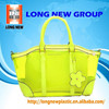 E alibaba china custom clear pvc cosmetic travel plastic bag