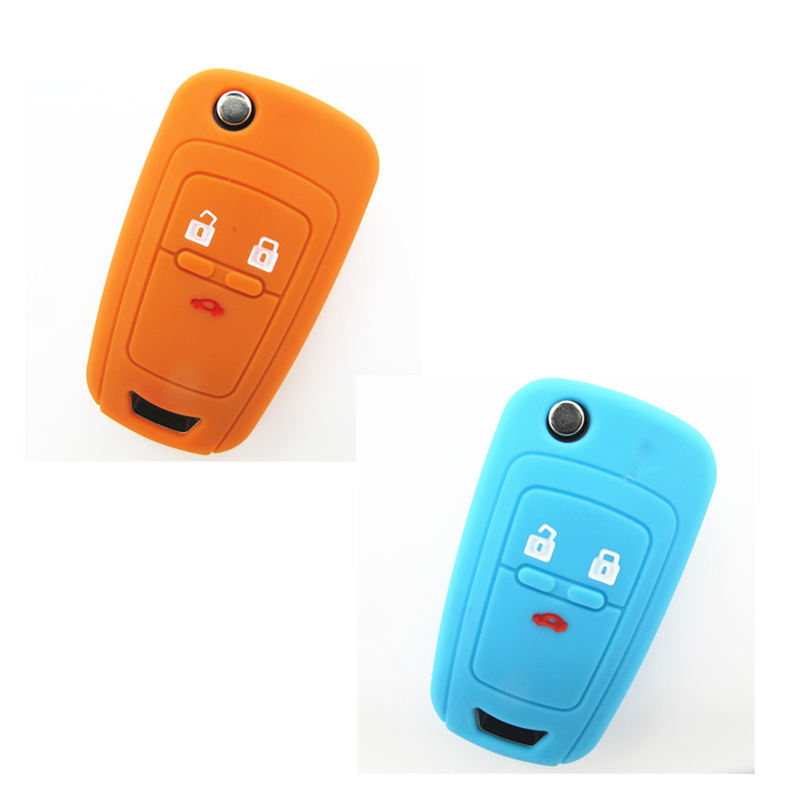 Shenzhen Factroy Cheap Price Car Key Covers Silicone Auto Key Cover