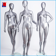 nude full body torso female sexy mannequin glossy