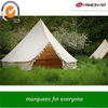 [ Fashionart ]15ft 100%cotton canvas water proof mildew proof fire resistant galvanized steel tube tent pole camping tents