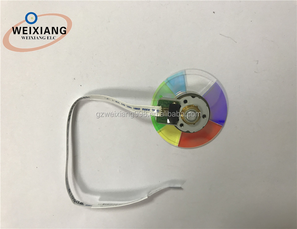 Projector Replacement Color Wheel for Acer H5360,Color 6,Segments 40mm