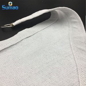 Knitted hdpe 180gsm sun shade sails fabric for outdoor car parking