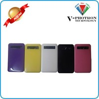 New product 6600mah power bank polymer made in china supplier wholesale