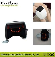 Laser acupuncture device knee instruments for pain free