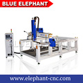 Taiwan SYNTEC (6MB) control system 1726 automatic 3d wood carving cnc router, Atc cnc router