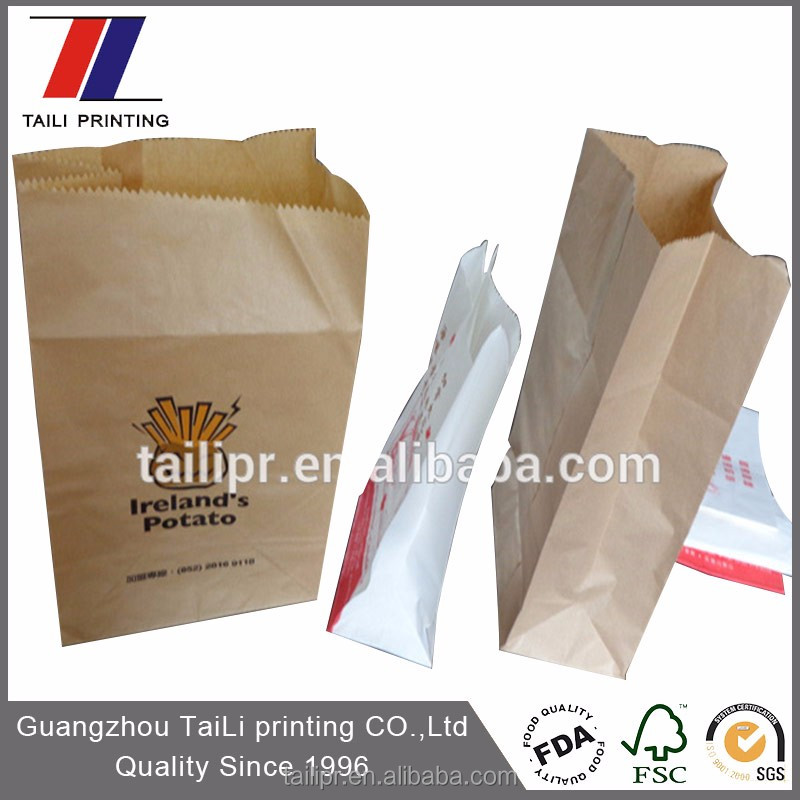 Food Grade fried chicken bag