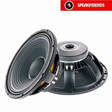 Speakfriends Eco Custom Made Pro Audio 15 Inch Speakers Subwoofer 1200W